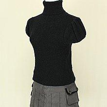 ◄貞新►Acacia 正韓組 黑色圓領短袖棉質上衣F號+restyle 軍綠色棉質短裙S號(28035)