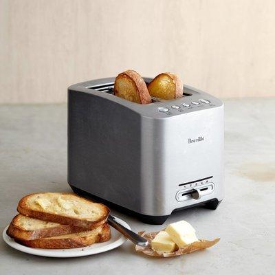 【Sunny Buy 生活館】Breville BTA820XL 吐司機(2片) 烤麵包機 貝果 Bagel 厚片 烤箱