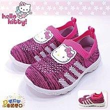 凱蒂貓 hello kitty 休閒鞋 童鞋 帆布鞋【街頭巷口】小P孩寶貝城 KT719808-P