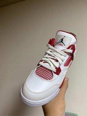 Jordan iv 白紅