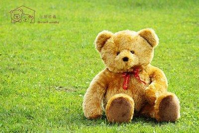金黃色超大正牌泰迪熊120公分Made in Taiwan可繡字*免費代寫卡片*台灣手作~*小熊家族*~
