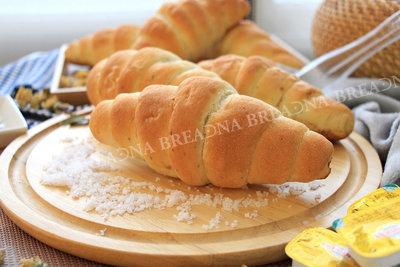 【普蕾納】 鹽可頌-Fleur de sel Salt Croissant