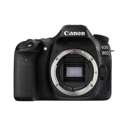 【eWhat億華】Canon EOS 80D 單機身 BODY 對焦速度提升 類70D 7DII 7D2 D7200 平輸 現貨 繁中【3】 台北市