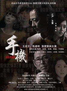 【手機】陳道明 王志文 梅婷 2碟DVD