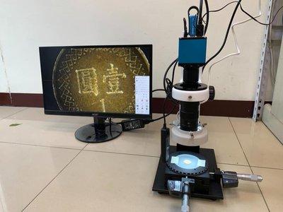 全新 簡易型影像量測儀 顯微鏡 microscope