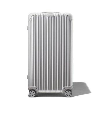 現購含運 RIMOWA ORIGINAL Trunk XL 新款31吋託運行李箱/大冰箱。