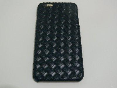iPhone 6 6S plus/6 plus 4.7吋 5.5寸 編織殼 保護套 手機殼 保護殼 背蓋 背殼 硬殼