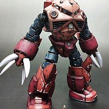 售 Bandai RG MSM-07S Z'GOK 模型上色成品