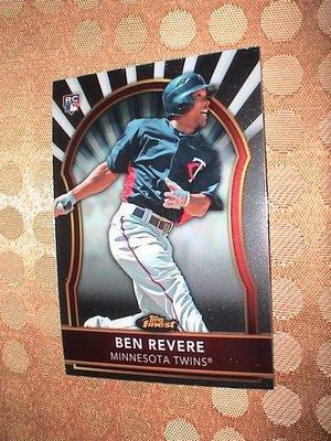 Finest 雙城 Ben Revere RC 新人卡