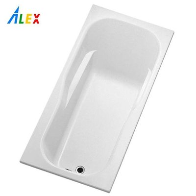 【 大尾鱸鰻便宜GO】ALEX 電光牌 B3950 塑鋼浴缸 SMC浴缸 5尺