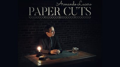 [魔術魂道具Shop]Paper Cuts by Armando Lucero~共有四集,可單選或合買