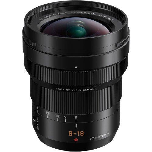 鏡花園 Panasonic LEICA DG 8-18mm f2.8-4.0 (相機出租、鏡頭出租)