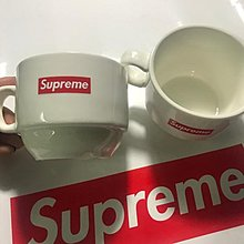 Supreme 14FW Espresso Cup 陶瓷咖啡杯 水杯 杯子