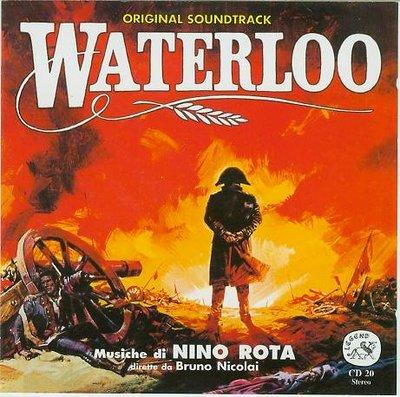 """""""滑鐵盧戰役(Waterloo)""""- Nino Rota(04),全新義大利版"""
