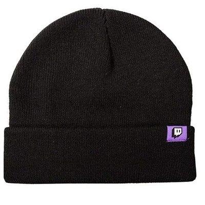 正版twitch毛帽 正版twitch twitch twitch毛帽 twitch帽T 圖奇 twitch帽子