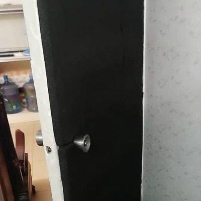 【噪音剋星】隔音棉墻體臥室門窗隔音自粘隔音墻面下水管消音隔音材料