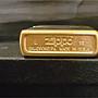 ONE*$1~美系*ZIPPO Gold Dust 『金砂霧面』霧面磨光*編號:207G