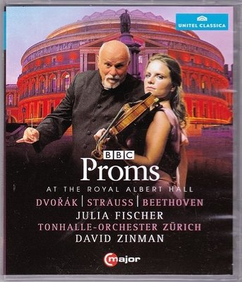 音樂居士#BBC Proms at the Royal Albert Hall 2014 BBC逍遙音樂會 D9 DVD