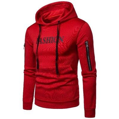 『潮范』 N5 外貿新款速賣通WISH爆款連帽衛衣 套頭衫 棉質連帽外套 夾克
