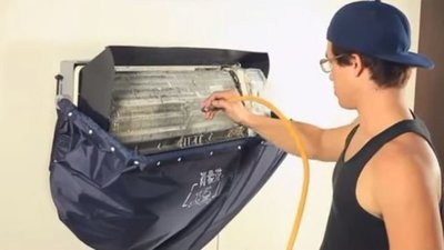 『免運費』真豪洗 真好洗清洗罩 冷氣冷凍空調專業工具 網路評比第一名 冷氣冷凍專業 冷氣清洗罩