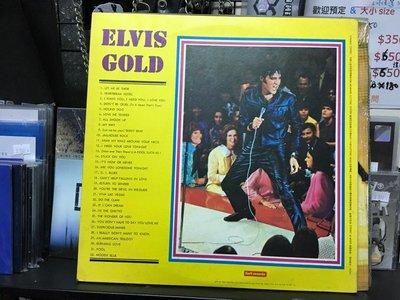 黑膠雙LP 保存良好    Elvis Presley / Gold