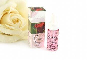 JUST NAIL玫瑰指緣滋養油(滴管)15 ml Revitalizer Cuticle Oil Y1PK36C