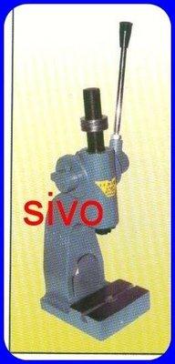 ☆SIVO蘋果商城☆台製 YF-26 手壓台 手動沖床 手動壓床 適用電子 電器 塑膠 玩具 成型 切斷 沖孔