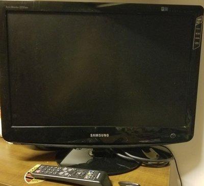 Samsung 22' HDMI TV monitor