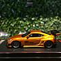1/64 Ignition Model PANDEM Toyota 86 V3 Orange IG1752【MGM】