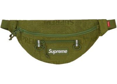 沃皮斯§Supreme 46th Waist Bag 綠 腰包 小包 SUP69