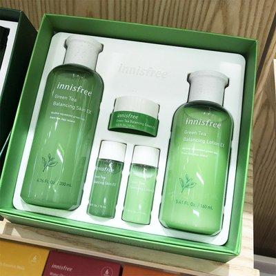 Innisfree 悅詩風吟 綠茶籽保濕精華 綠茶籽 精華液 保濕精華 小綠瓶 化妝水/乳液