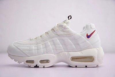 """Nike Air Max 95 TT復古氣墊百搭慢跑鞋系列 """"串標米白"""" AJ1844-101尺碼: 36-46"""