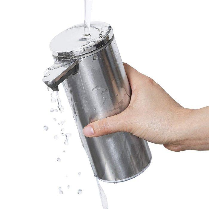 雷貝卡**美國 simplehuman 8OZ 給皂機 自動給皂機   USB充電款