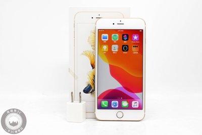 【台南橙市3C】APPLE IPHONE 6S PLUS 128G 128GB 金 5.5吋 二手手機#52505