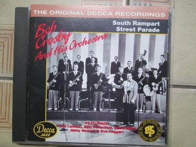 CD~Bob Crosby And His Orchestra--South Rampart Street Parade