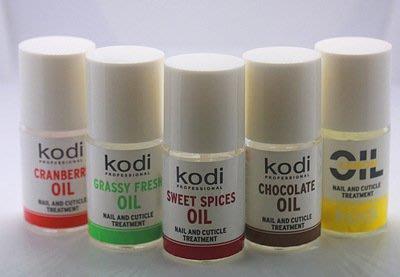 美甲KODI營養油 新款護甲油 指緣油 防倒刺天然乾花護理液 15ML