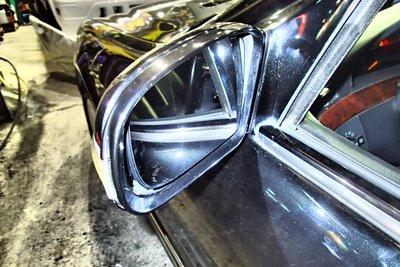 DJD20022836 01-06 BENZ 賓士 W203 後視鏡主體 13線 另有 7線 9線 外蓋 LED方向燈