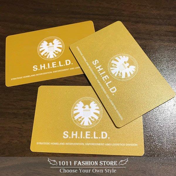 MARVEL 復仇者聯盟 神盾局 SHIELD 組織 icash2.0 悠遊卡 限量卡貼