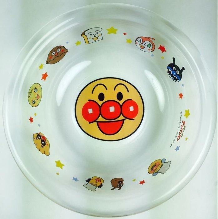 東京家族 麵包超人玻璃碗