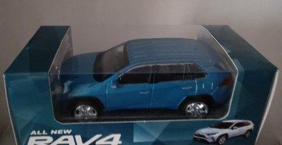 TOYOTA ALL NEW RAV4 LED迴力車