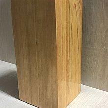 寮國 檜木金磚 重油 三義車工 底座 展示座 品項完整(不含聚寶盆)