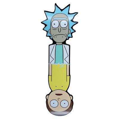 美國進口primitive x Rick and Morty 瑞克與莫帝系列  聯名稀有限量滑板輪子 初學者滑板培林輪架