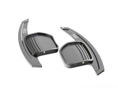 LEYO PD Paddle 換檔 撥片 Audi 奧迪 A3 / A4 / A5 /A6 / A7 專用 黑 V1 PA001B