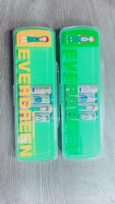 長榮 3號 環保鹼性電池 /4入/一組