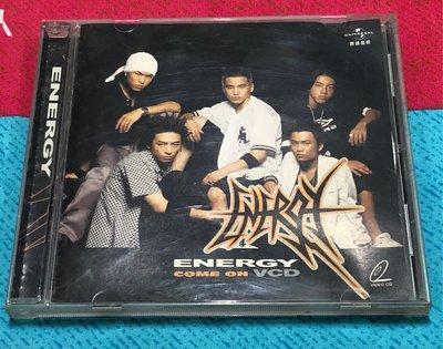 二手CD-ENERGY COME ON  VCD