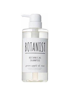 BOTANIST 植物性洗髮精 清爽滑順型 青蘋果&玫瑰香490ml