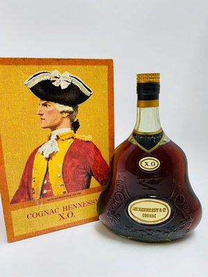 60's Hennessy xo Cognac 700ml  軒尼詩牛仔字