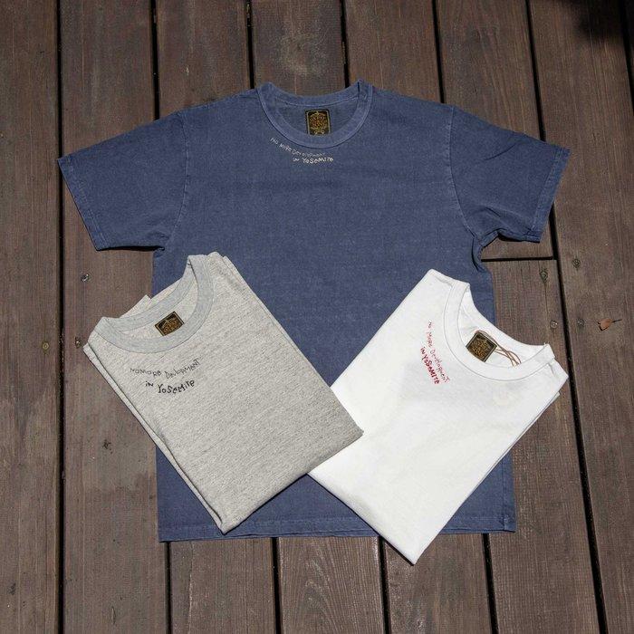 牛仔偵探 Gypsy & Sons 素面短袖T恤 刺繡圖案 夏季著用 3色