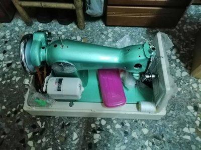 復古裁縫機 古早縫紉機