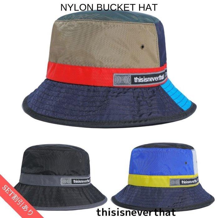 全新商品 THISISNEVERTHAT Bucket Hat 尼龍 防水 漁夫帽